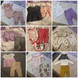 Other - Baby girl bundle 0-3 months